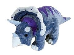 Dinomites Triceratops 2-Sizes