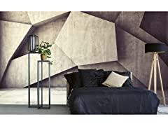 Concrete Background Wall Mural
