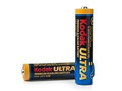 Kodak ULTRA Digital AAA Alkaline Batteries - 48pk