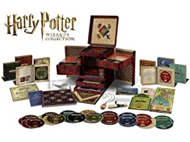 Harry Potter: Wizard's Collection Ultimate Boxed Set
