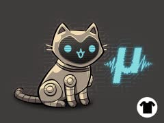 What Does A Robot Cat Say?