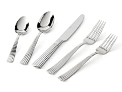 18/10 20pc Flatware Set-Parker