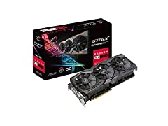 ASUS Radeon RX 580 STRIX Graphics Card