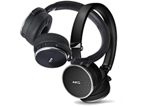 AKG Noise Cancelling Headphones