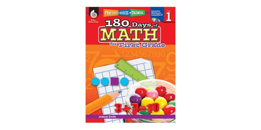 Toys For Grade 1 : Days of math for first grade kids toys