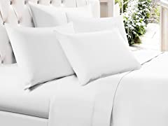 Lullabi Luxe 100% Microfiber Sheet Sets