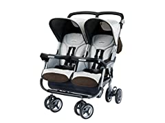 Aria Twin Stroller - Java