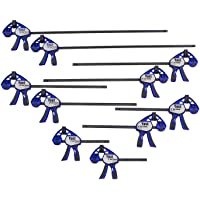 Deals on Yost Tools 15000-10 15000 Series 10-Piece Bar Clamp Set
