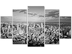 Ariane Moshayedi Aerial City