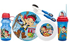 Jake & the Neverland Pirates 6-Piece Set