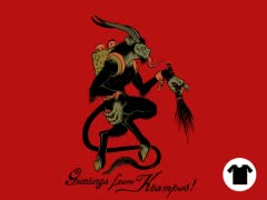 Greetings from Krampus! Tee