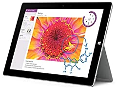 "Microsoft Surface 3 10"" 128GB LTE Tablet"