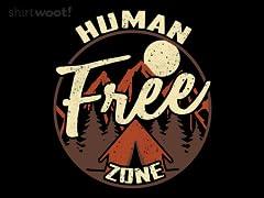Human-free Zone