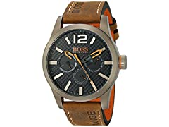 BOSS Orange Men's PARIS Watch
