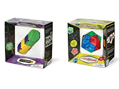 Geometric Puzzles 2 Pack