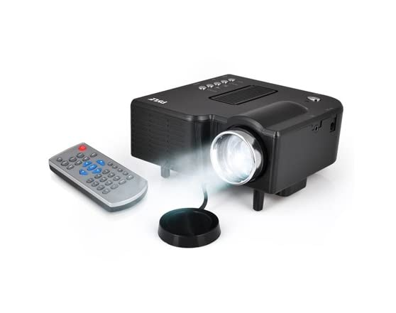 Pyle mini led projector for Small powerful projector