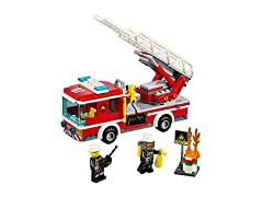 LEGO City Fire Ladder Truck