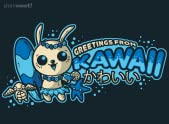 Greetings from Kawaii