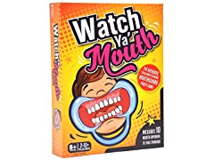 Watch Ya' Mouth Family Edition Card Game