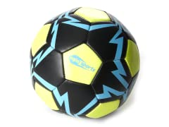 OGLO Soccer Ball- Yellow/Blue