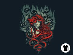 Masque of the Red Death LS Tee