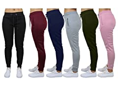 Women's French Terry Jogger Pants