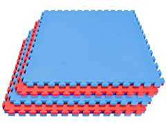 Sivan Karate Mat, Interlocking Tiles