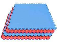 Sivan Karate Mat, Interlocking Tiles