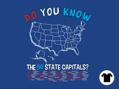 States and Capitals