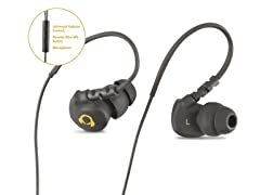 GearBuds Sports Water Resistent In-Ear headphones - 4 Pack
