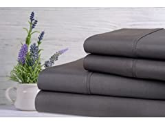 Bamboo Lavender Scented 4 pc Sheet Set
