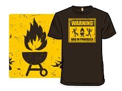 Warning: BBQ in Progress
