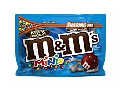 M&M'S Milk Chocolate MINIS, 8ct