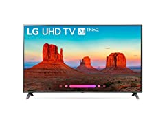 "LG 70UK6570AUB 70"" 4K HD Smart LED TV"