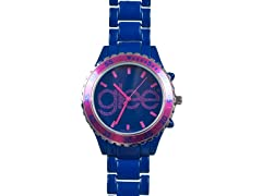 Standard Logo Watch - Blue Band