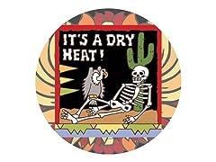 Dry Heat Coasters- Set of 4