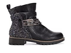 MUK  LUKS Women's Tisha Boots