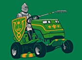 Green Knight: The Weekend Warrior