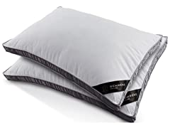 BEHRENS England® High-Loft S/2 Pillows