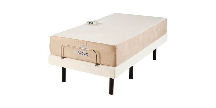 Adjustable Bed With 10 Quot Twin Xl Mattress