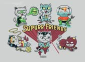 Supurrrr Friends