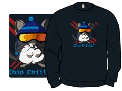 "Small ""Chin Chillin"" Sweatshirt"