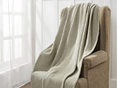 Amrapur 100% Cotton Thermal Blanket