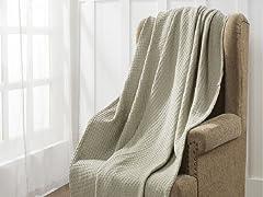 Amrapur 100% Cotton Thermal Blanket