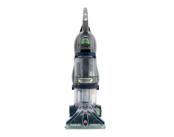 hoover dual power pro carpet washer manual