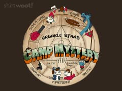 Camp Mystery