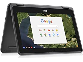 "Dell 3189 11.6"" 2-in-1 Touch Chromebook"