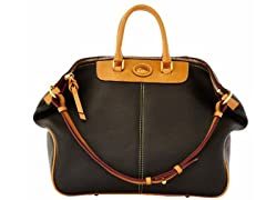 Dillen II with Tan Trim Large Convertable Hobo