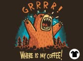 Where is my Coffee!