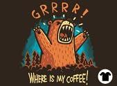 Where is my Coffee!